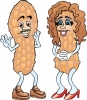 mascots for peanut store