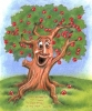 Peppy the Apple Tree